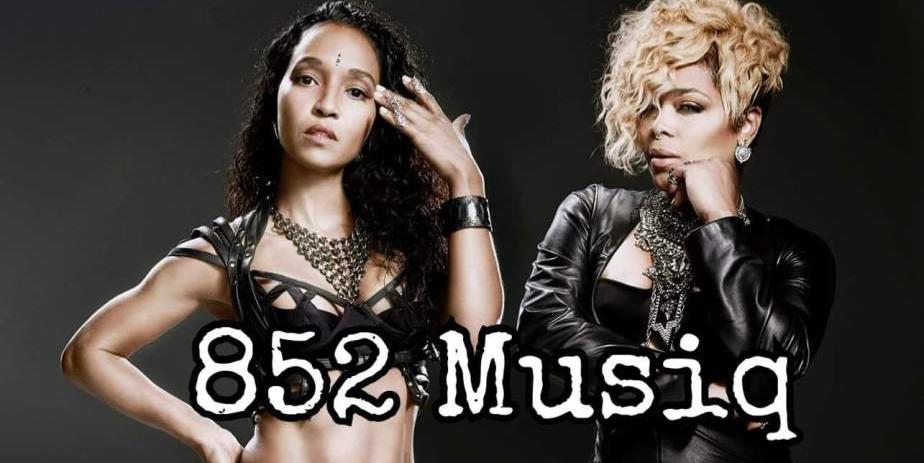TLC prepare for 2 video shoots and form new 852 Musiq label!