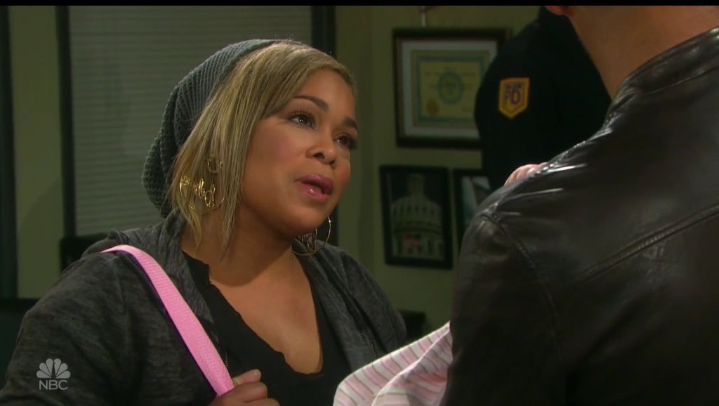 T-Boz Leaves Sheila Role In Days Of Our Lives