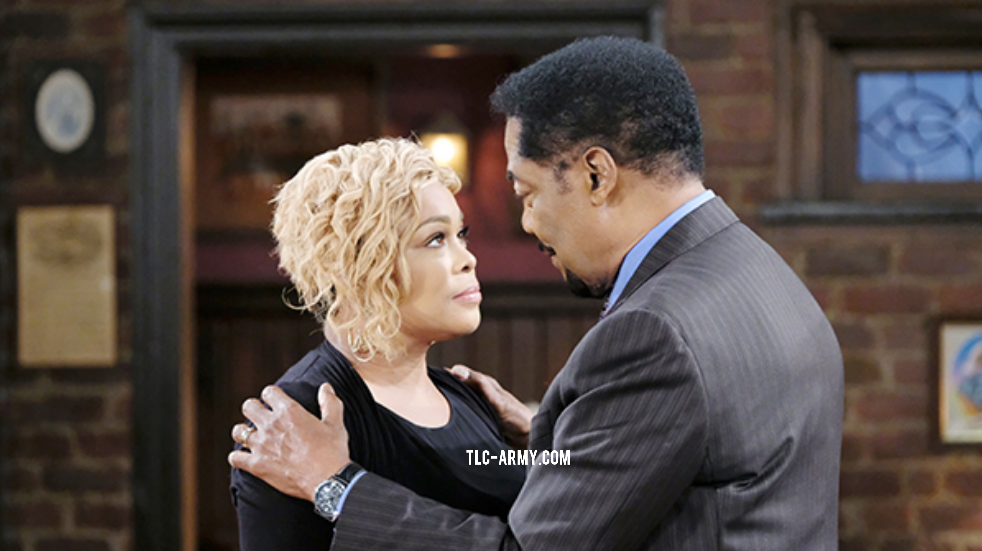 T-Boz as Sheila Catching Feelings For Mayor Carver in Days?