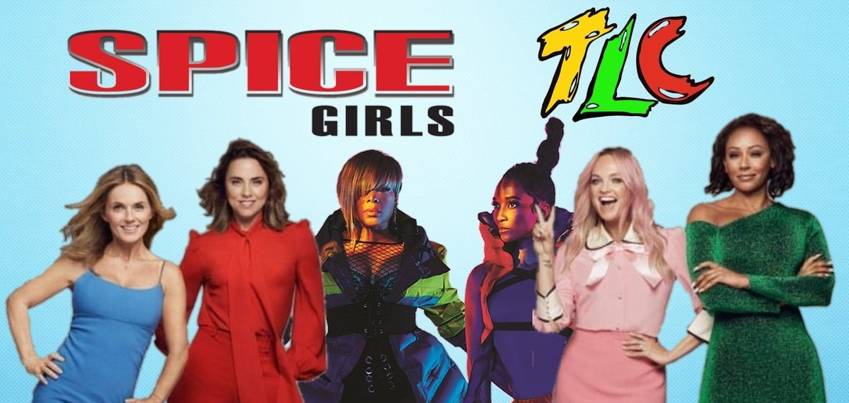 """Chilli: """"I Would Love TLC & Spice Girls To Tour Together!"""""""