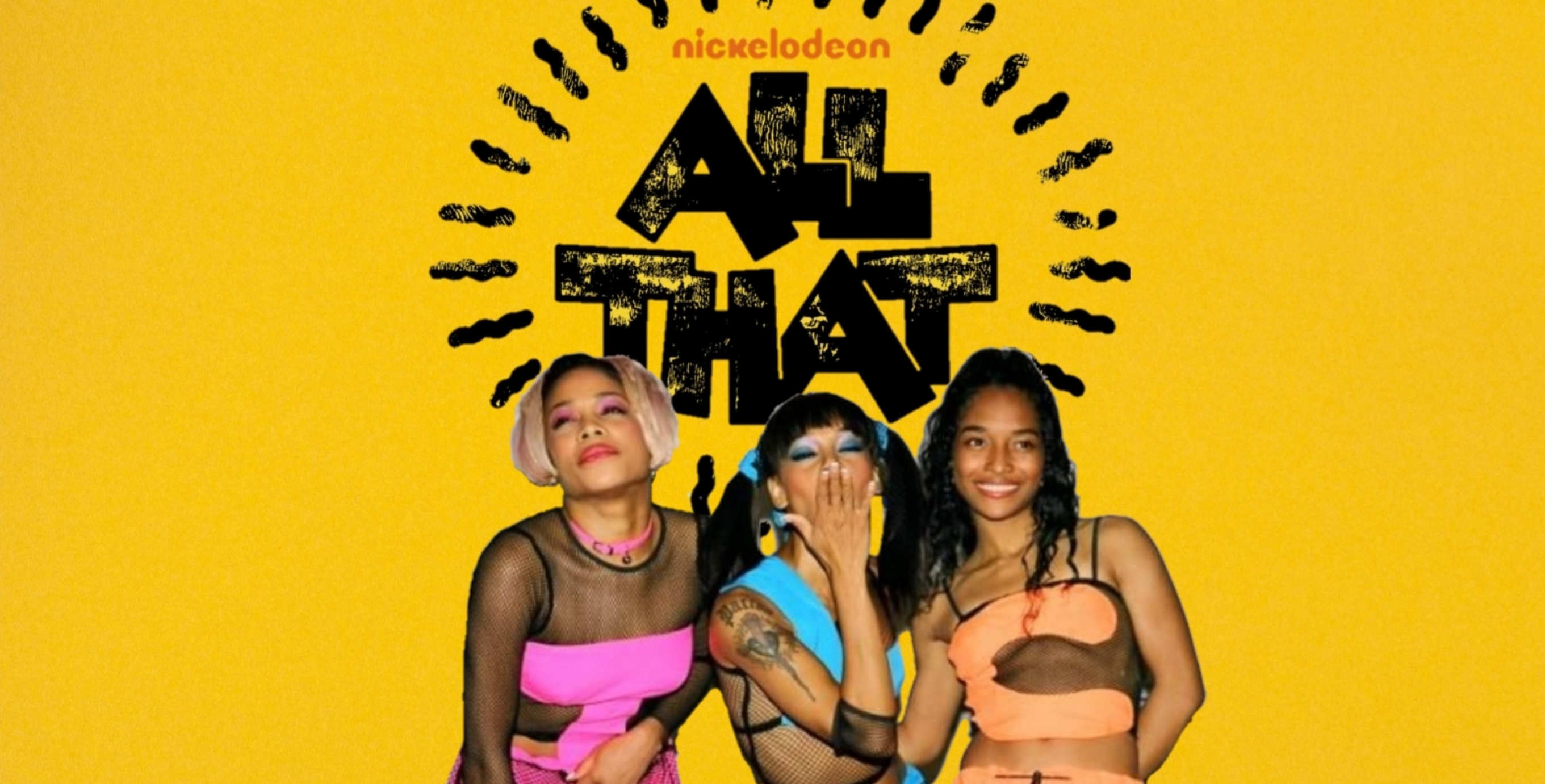 'All That' Is Back – With The Original TLC Theme Song!