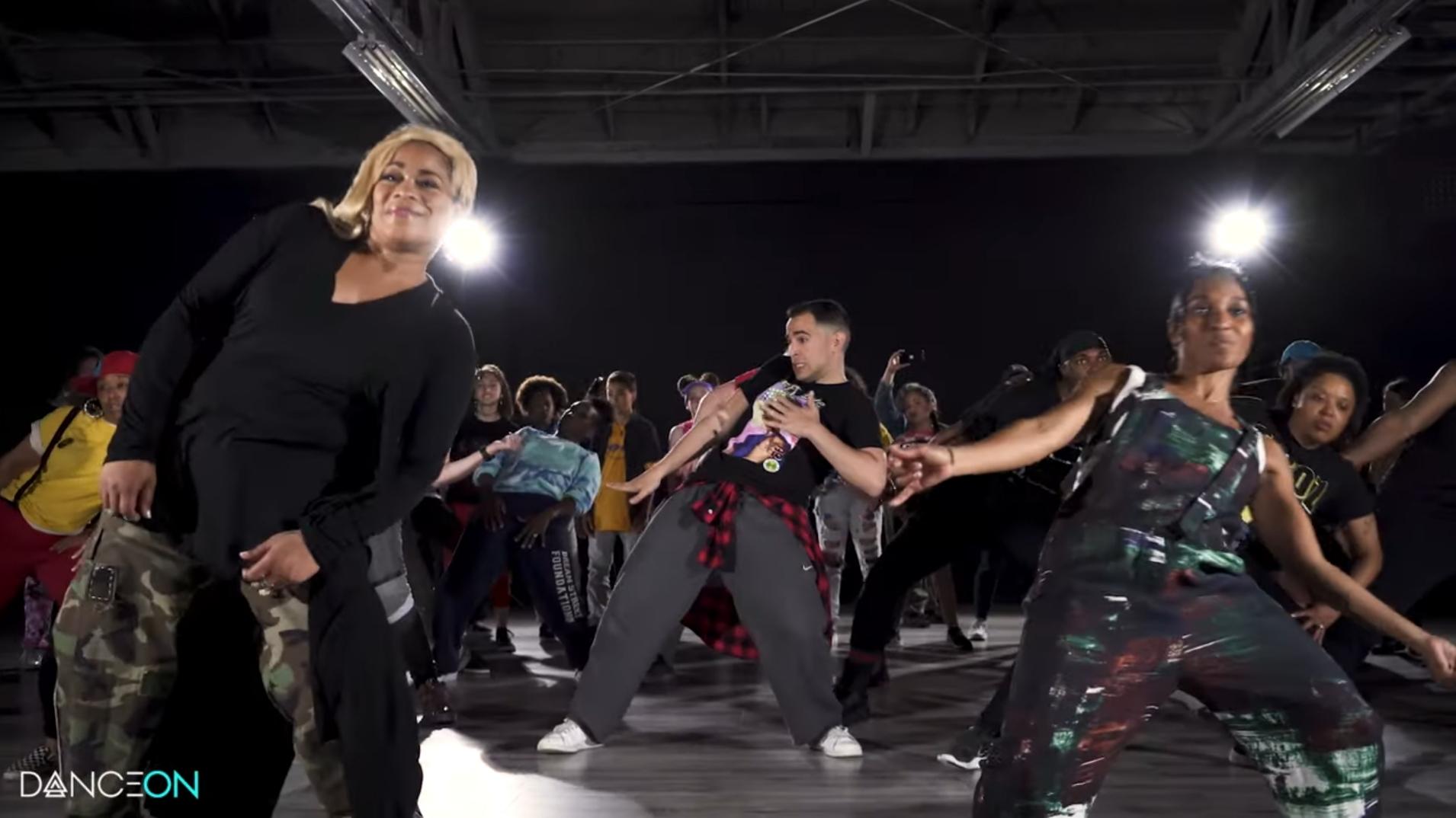 TLC's Dance Masterclass with DanceOn!