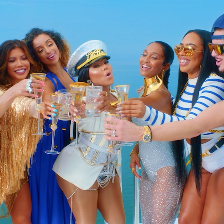 VH1 'Girls Cruise' with Chilli, Lil' Kim & Mýa Premieres in July