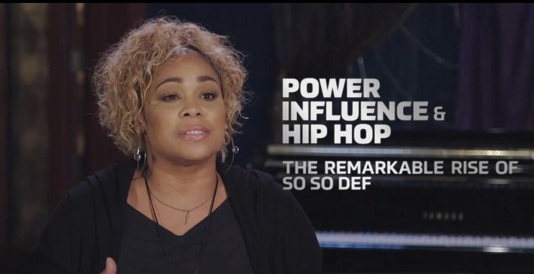 T-Boz Stars In WE TV's Jermaine Dupri 'So So Def' Documentary