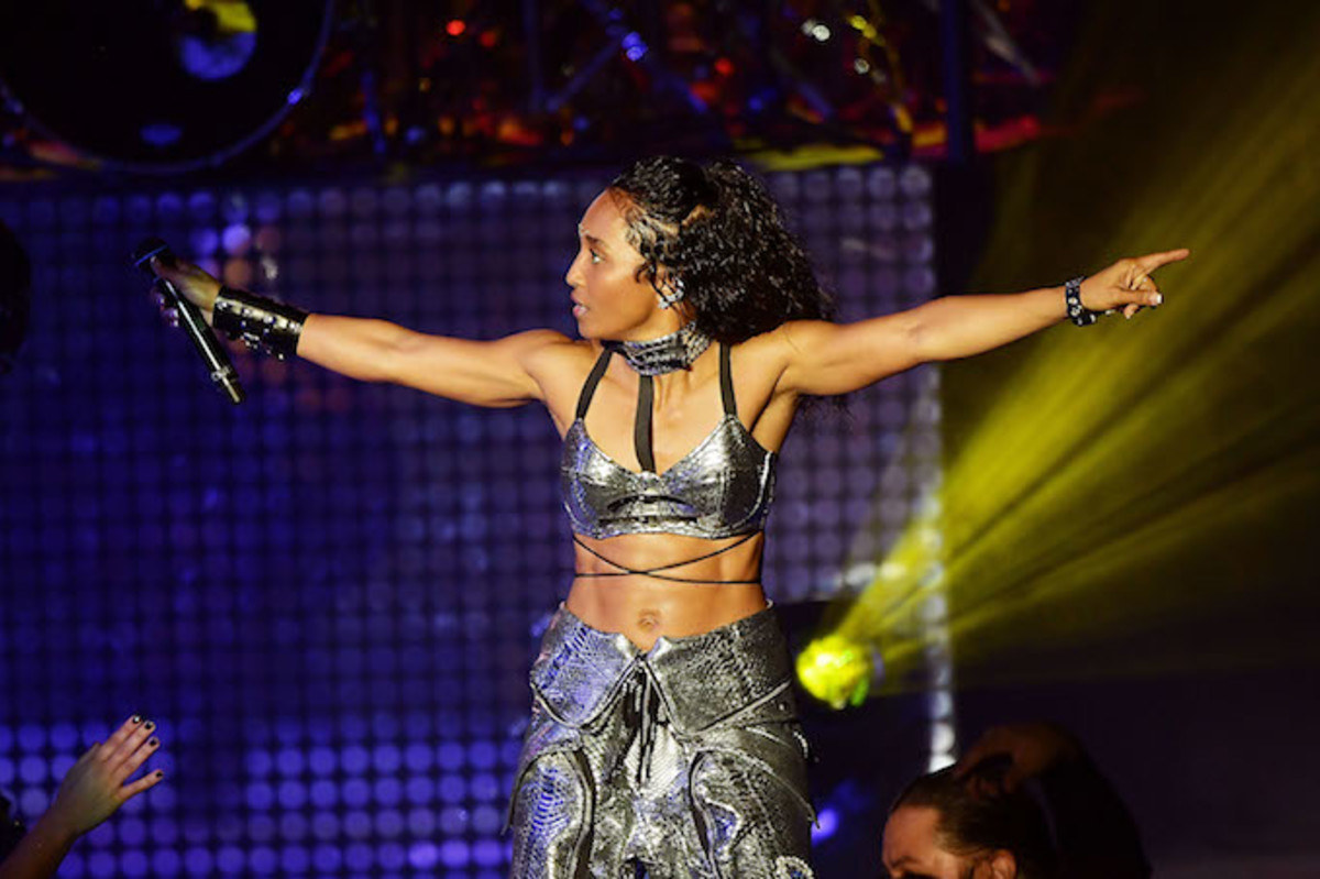 Chilli's Secrets To Staying Fit And What To Expect On TLC Tour This Summer