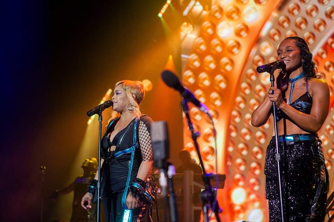 TLC Bring The Magic Back Home To Atlanta On Latest Summer Tour