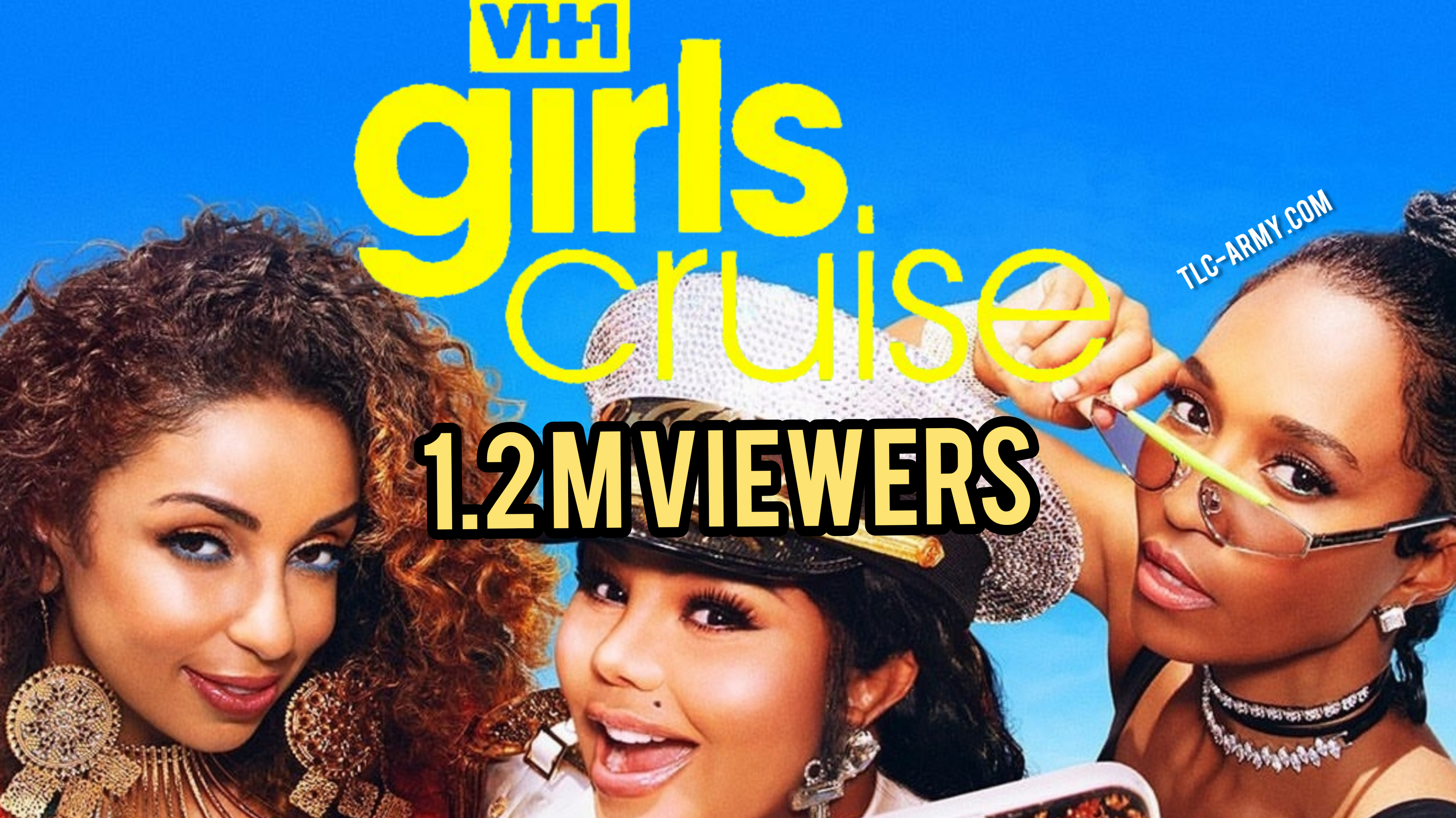 VH1's 'Girls Cruise' Premiere Draws In 1.2m Viewers
