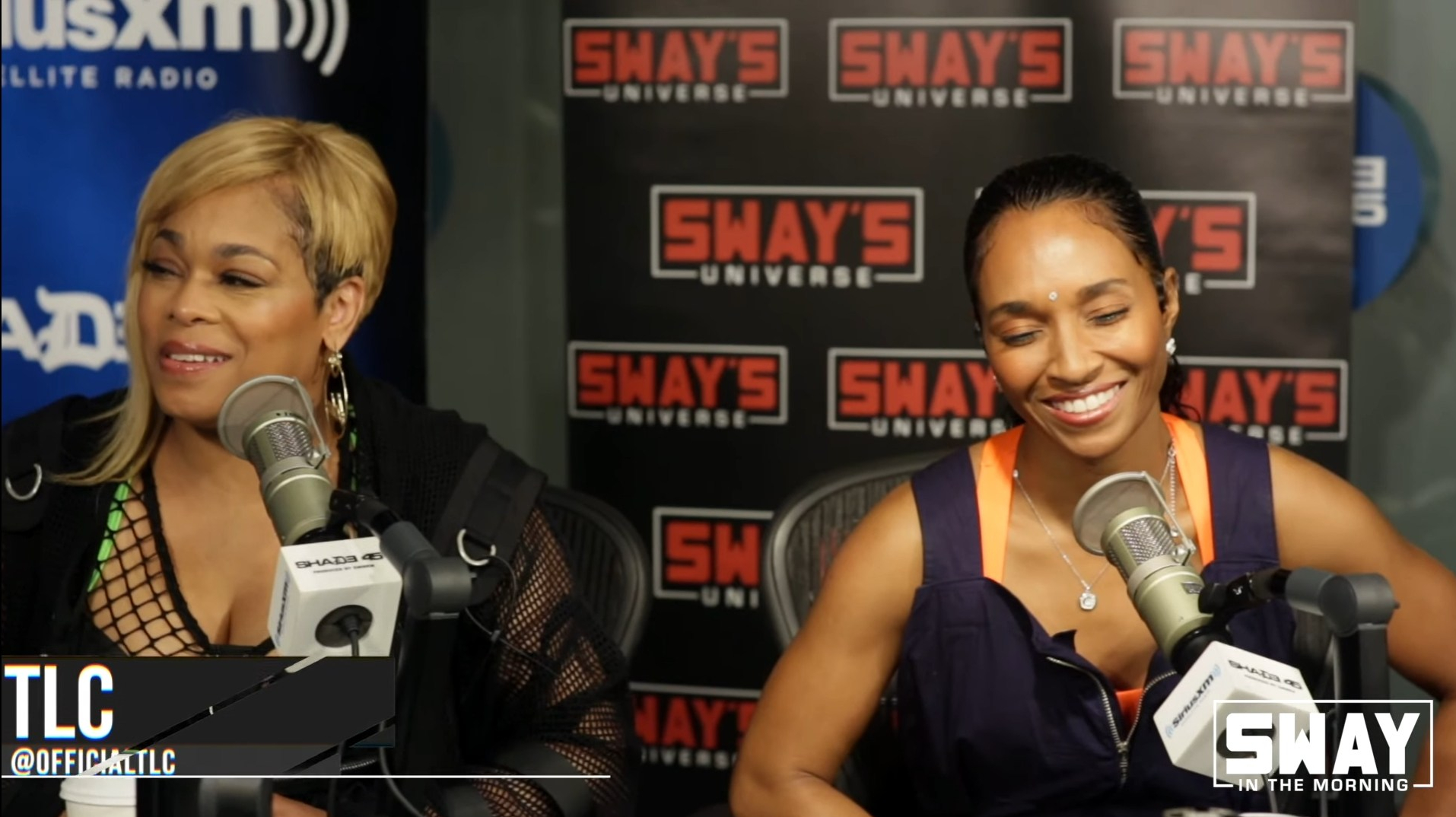 TLC On Second Diamond Award, Owning Their Masters and Being Sexy On Tour
