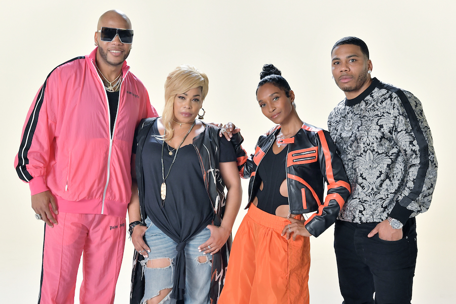 Chilli On Co-Headlining with Nelly, TLC's Musical, Celibacy & 'Girls Cruise'