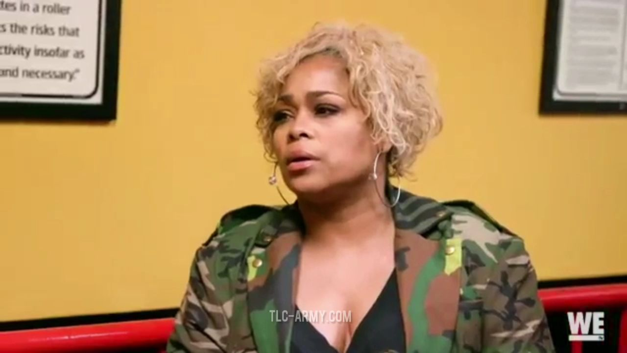T-Boz Learns About 'Sexercise' and Da Brat's Bankruptcy on 'Growing Up Hip Hop: Atlanta'