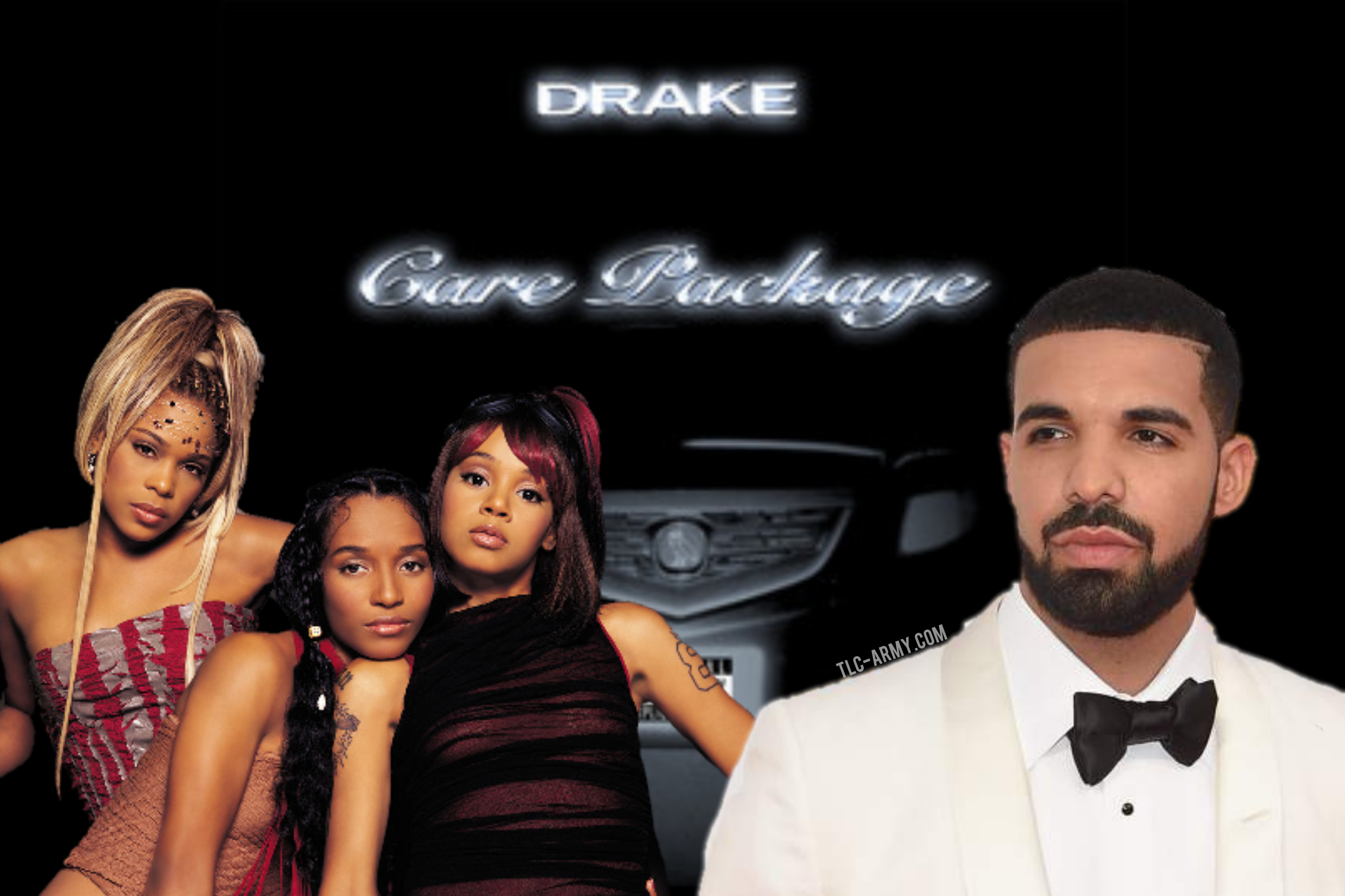 Drake Releases TLC Cover On Latest Project 'Care Package'