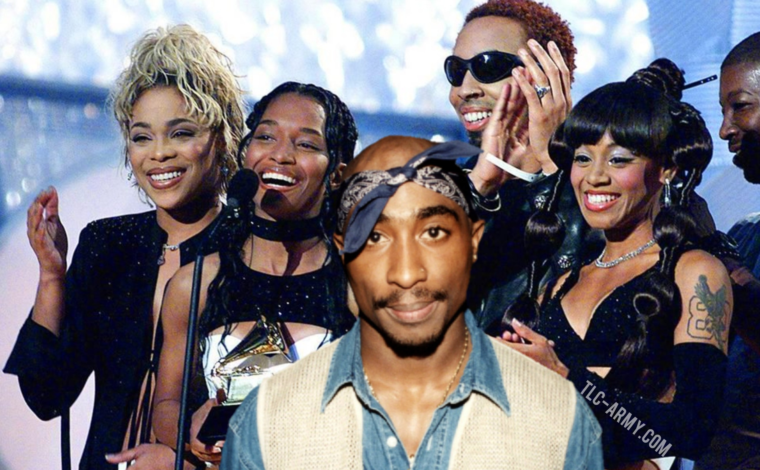 Dallas Austin: 2Pac Tells Left Eye 'Controversy Sells', Channeling Chilli Break-Up Through Pink Album, Death Row and TLC's Deal with Pebbles