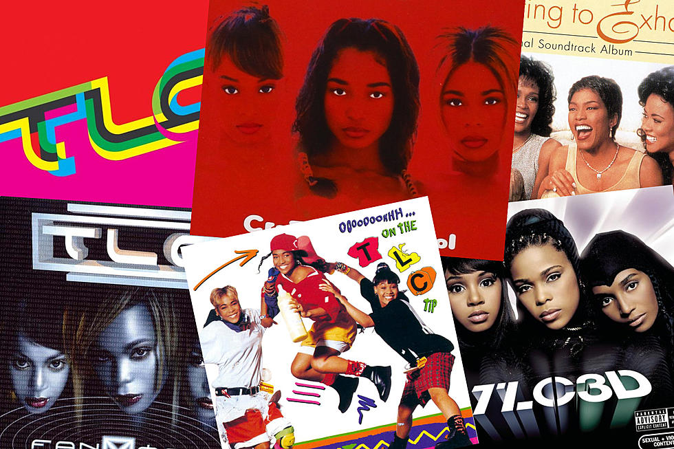 ChartMasters: TLC's Total Album and Singles Sales