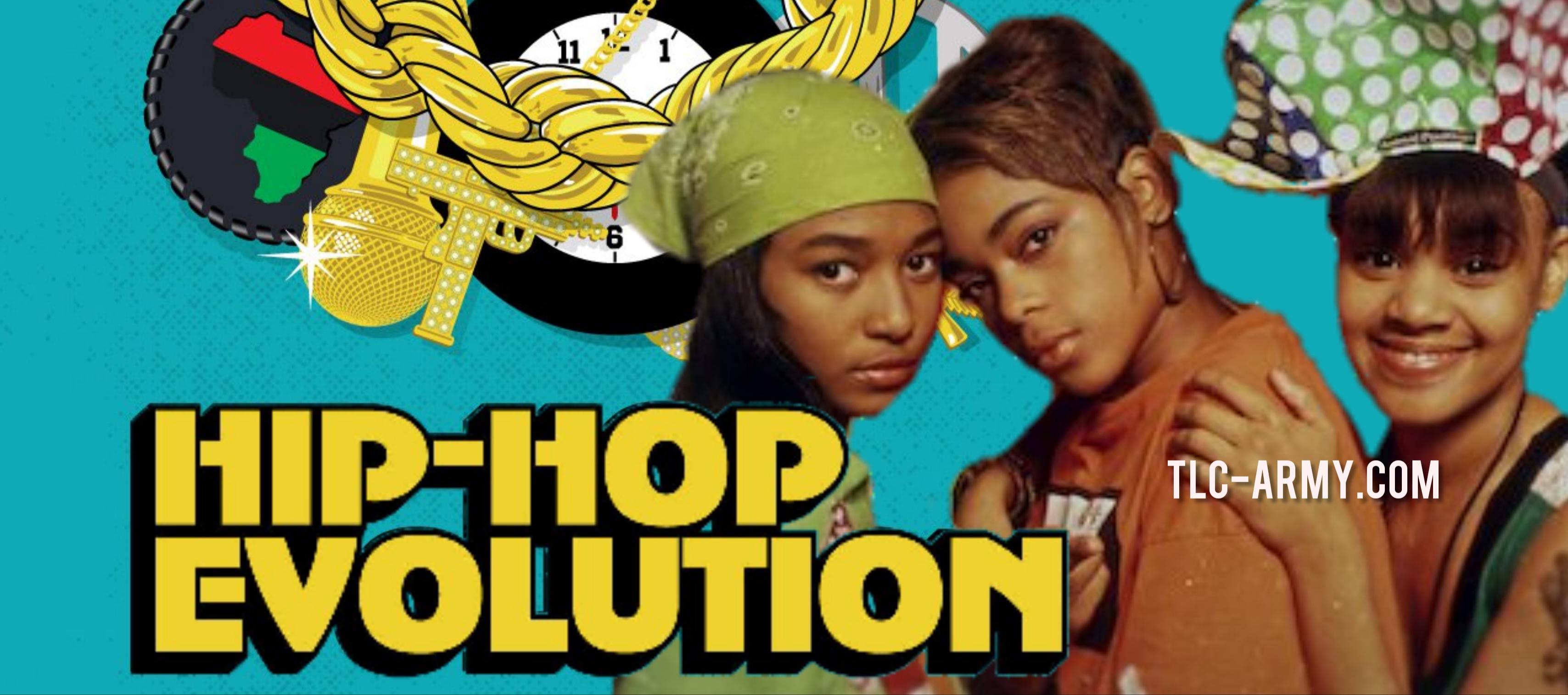 "T-Boz Stars In Netflix Series 'Hip-Hop Evolution': ""Atlanta Was The Twerk Capital!"""