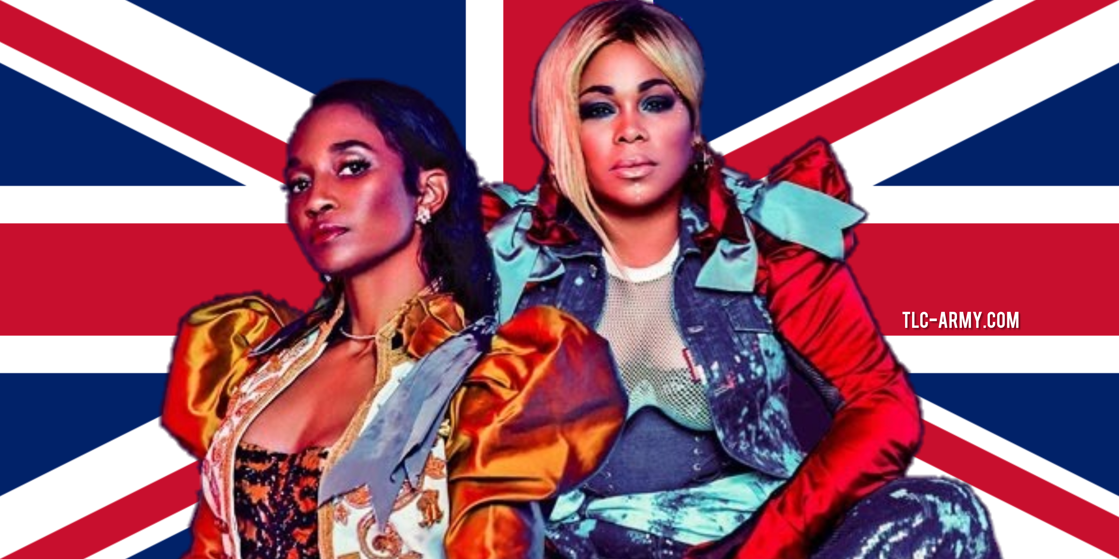 TLC Announce Return to UK on 'CrazySexyCool' 25th Anniversary, Tease Glastonbury Festival 2020