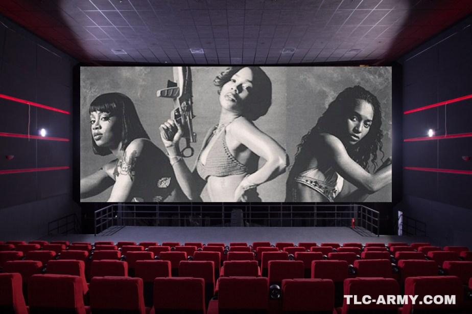 TLC: In The Movies!