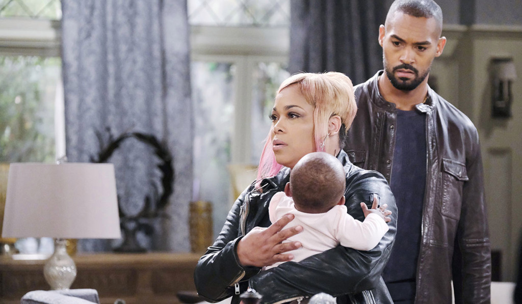 T-Boz Reprises Her Role As Sheila On Days With A Secret Baby… But Who's The Daddy?