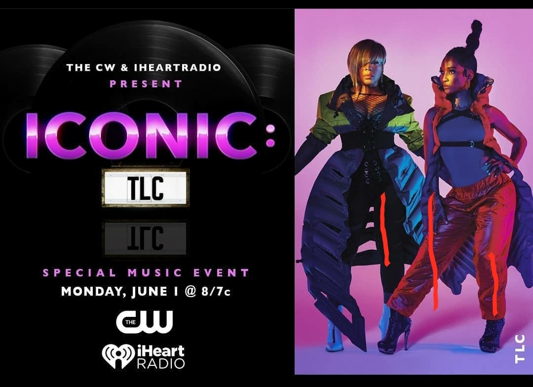 TLC To Be Honored On New TV Music Show 'Iconic: TLC'