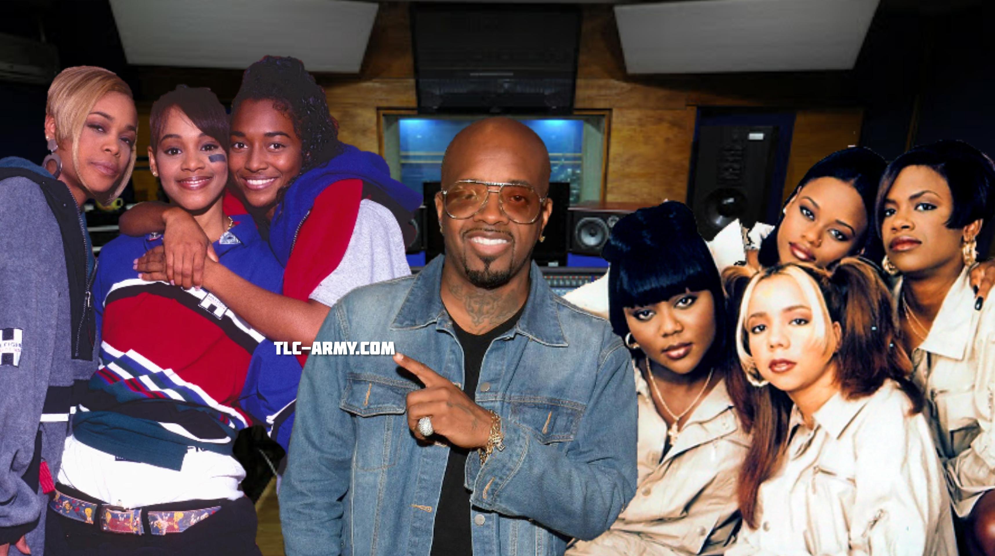 "Jermaine Dupri: ""Xscape Sang Low On First Single To Sound Like TLC"""
