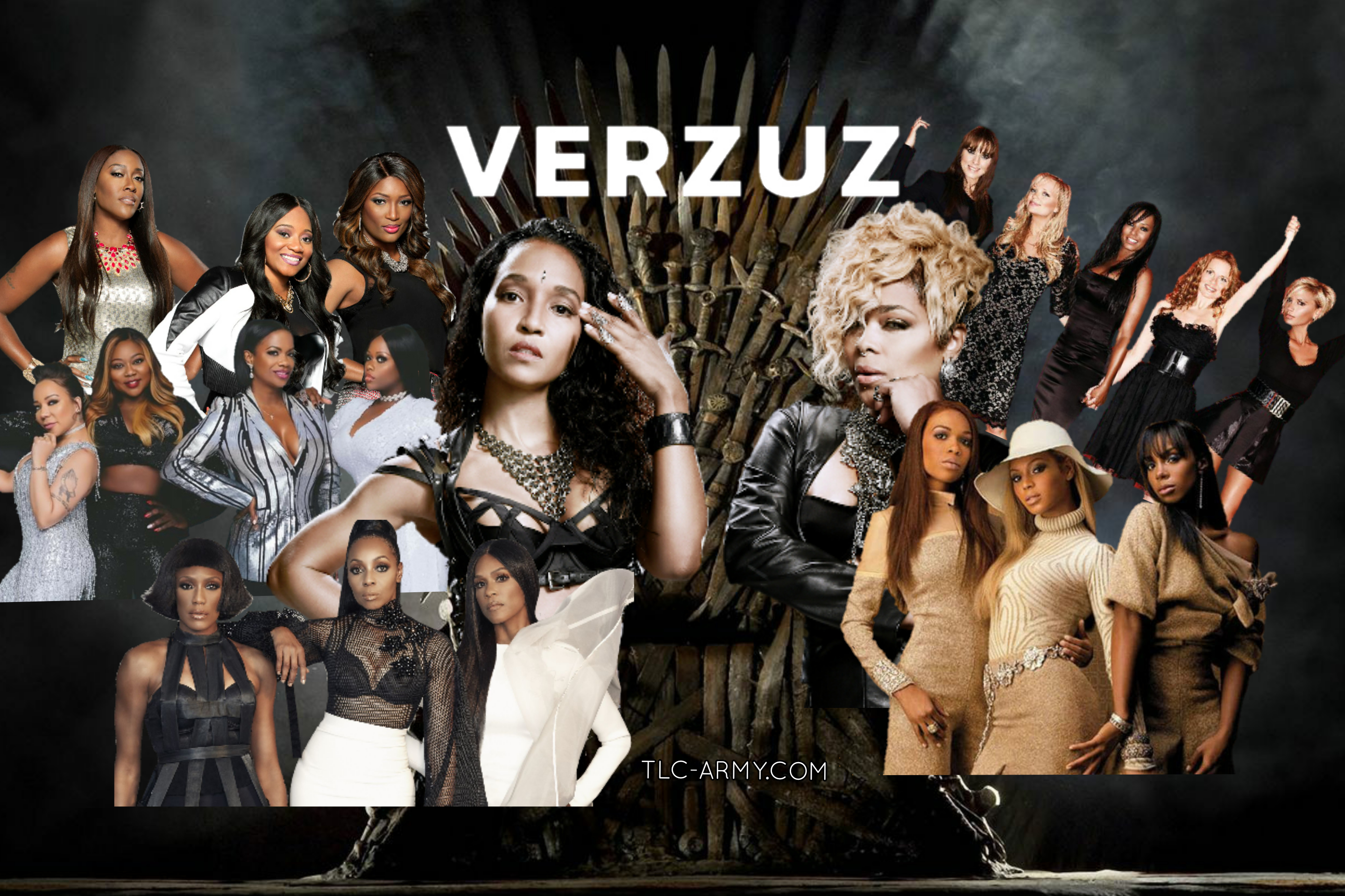VOTE: Which Group Would Make The Best Verzuz Battle With TLC?