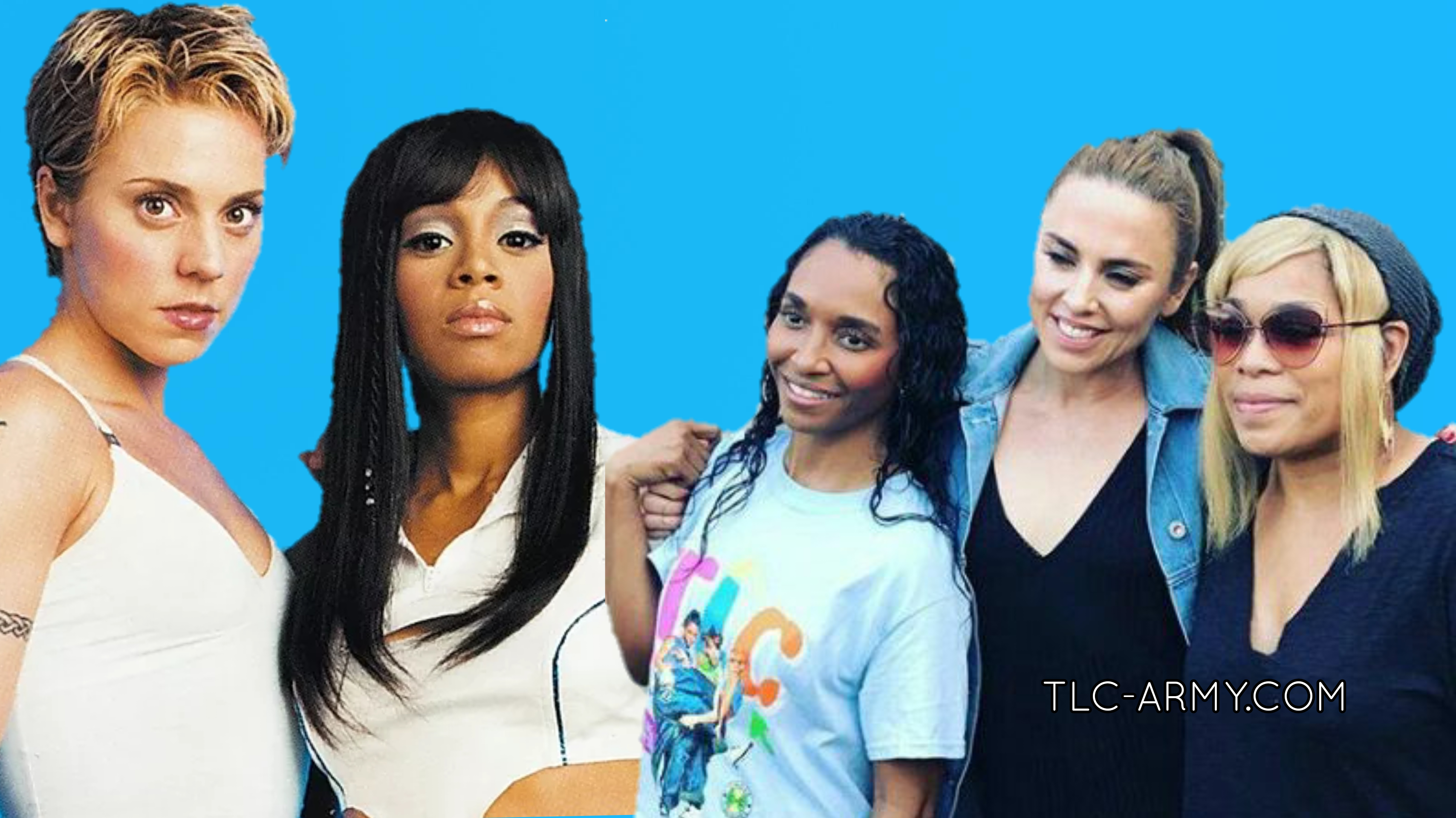 Spice Girl Mel C Admits She Was Emotional Meeting TLC After Left Eye Passed Away