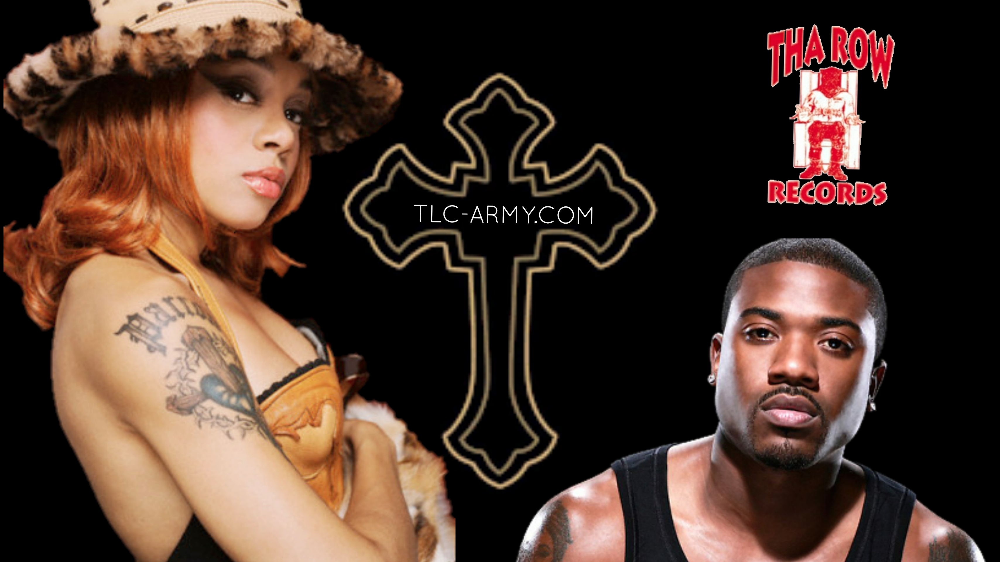 Left Eye's N.I.N.A Project For Death Row Features Ray-J (Full Album Link)