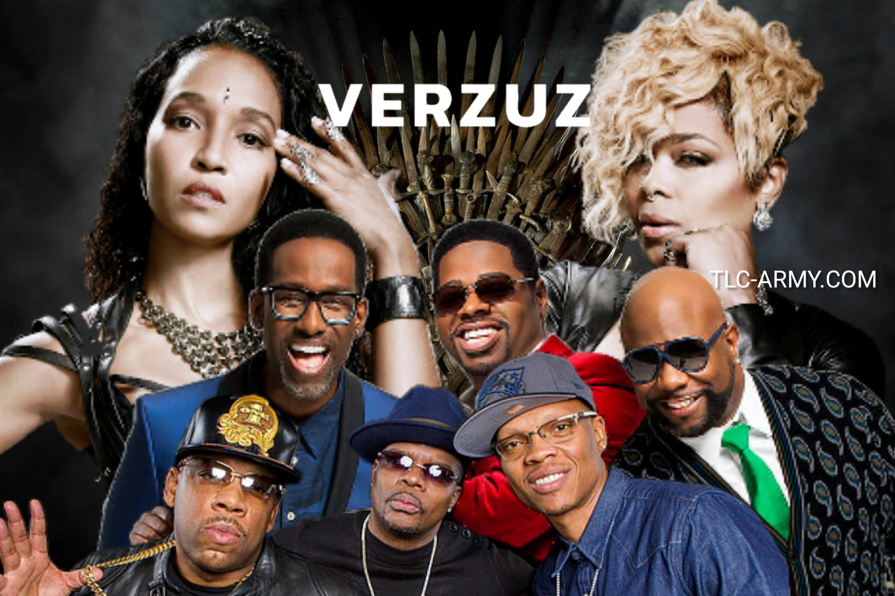 TLC Say Their Ideal Choice For Verzuz Would Be Boyz II Men or BBD / T-Boz Clears Up Misconceptions