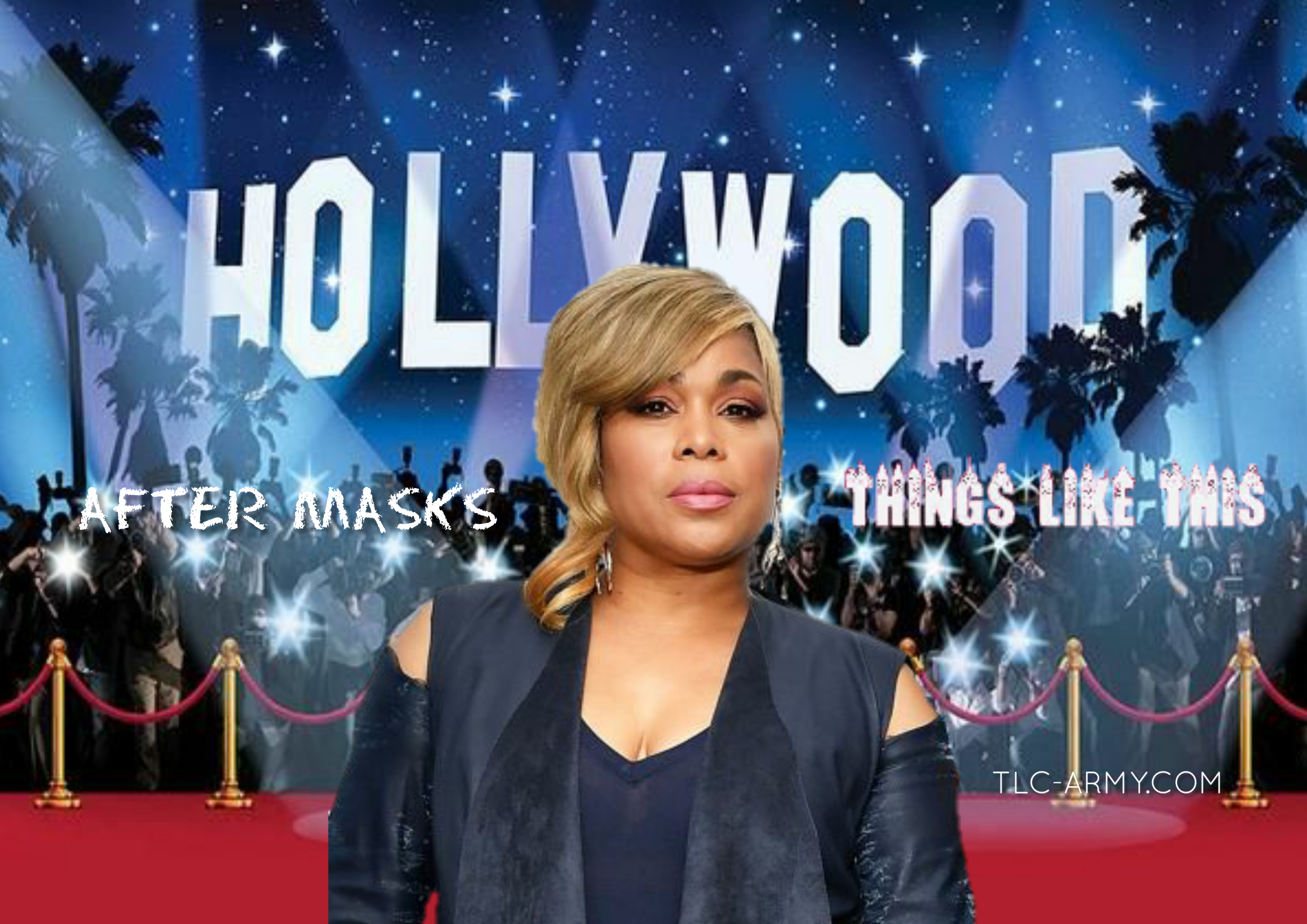 T-Boz Set To Return To Acting In Upcoming Movies 'After Masks' and 'Things Like This'