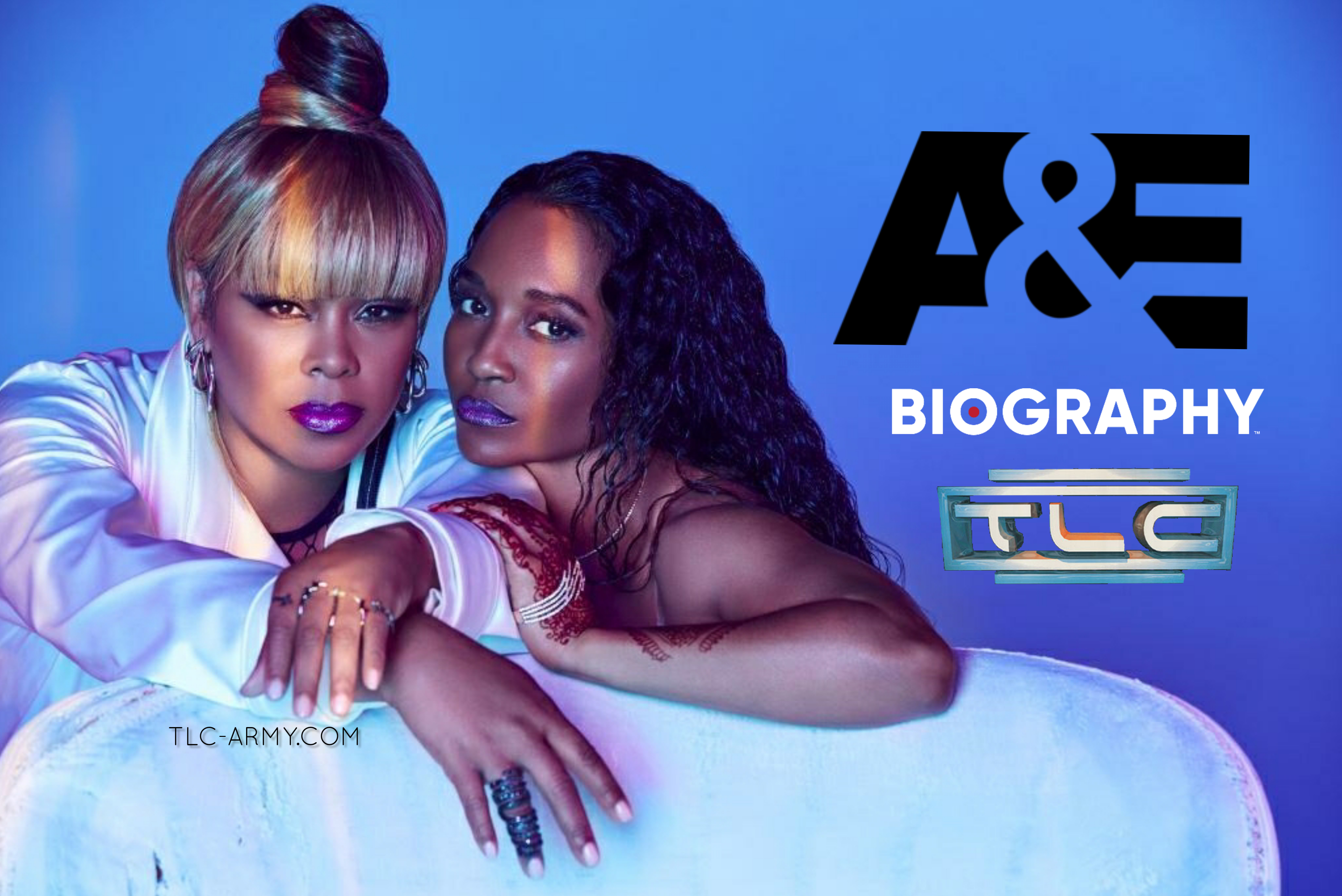 A&E Producing 'Biography: TLC' Documentary In 2021