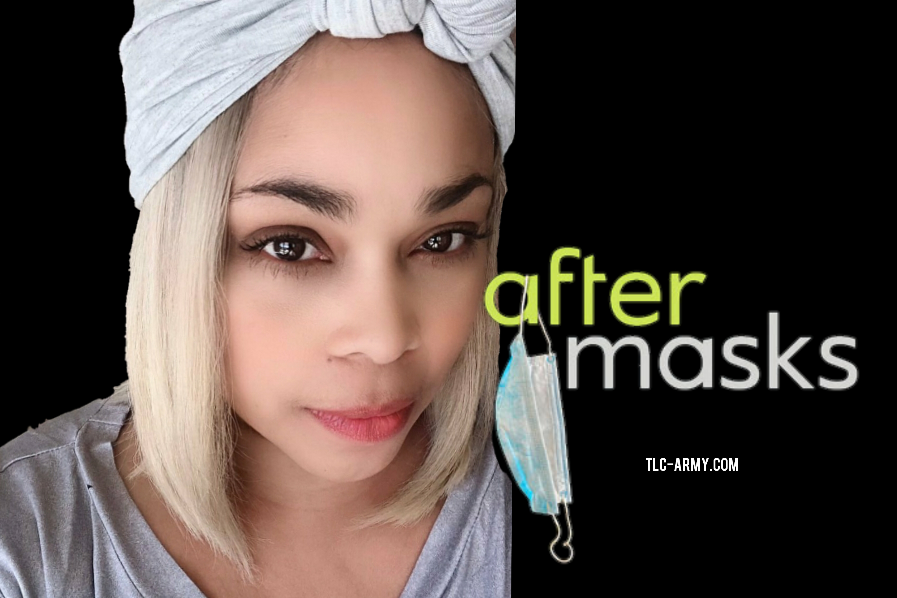 Pandemic Movie 'After Masks' Starring T-Boz Scheduled For Release In May 2021