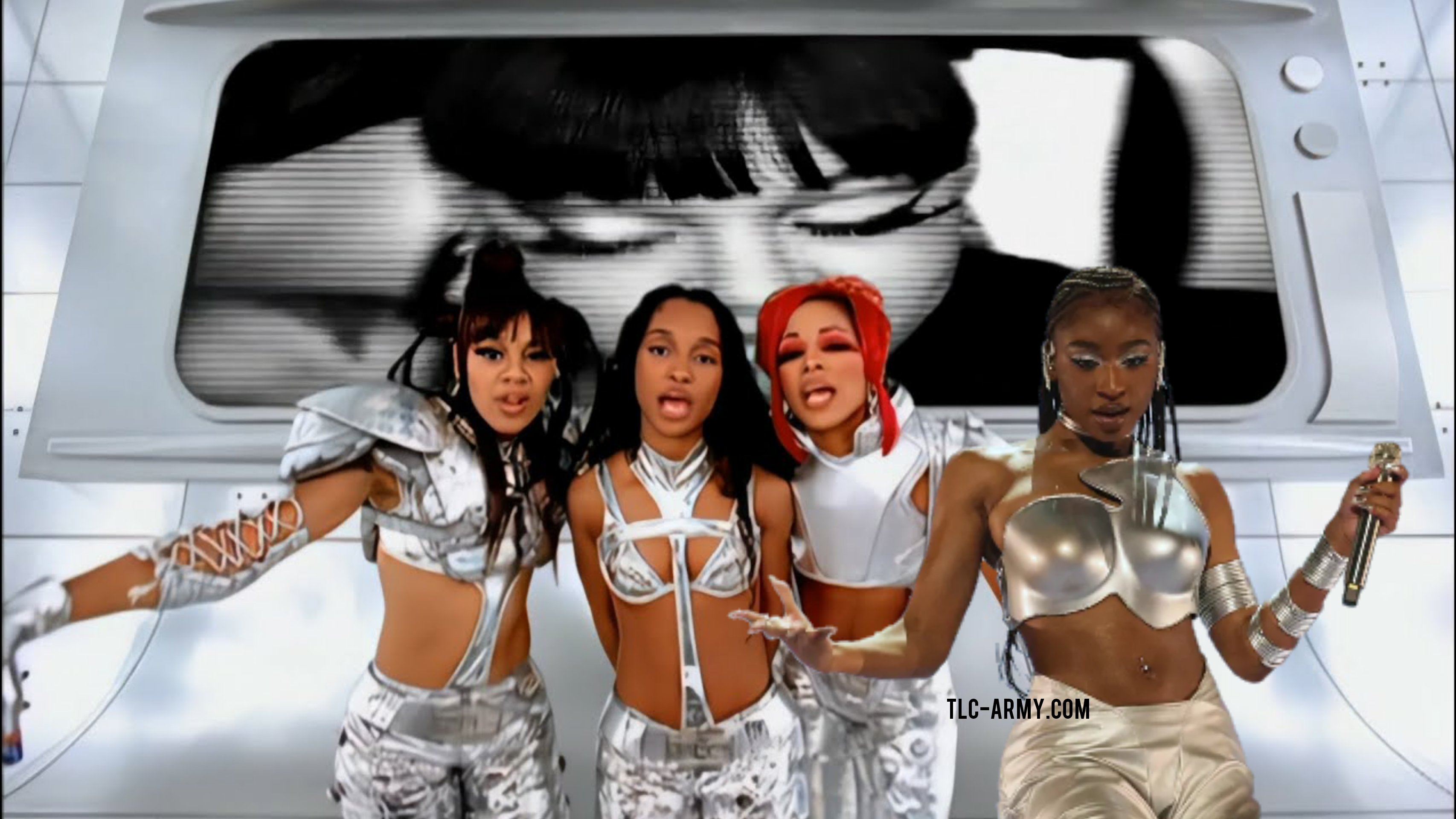 Normani Pays Homage To TLC During Her 'Wild Side' VMA Performance