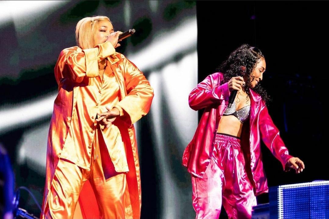TLC Celebrate CrazySexyCool on Tour