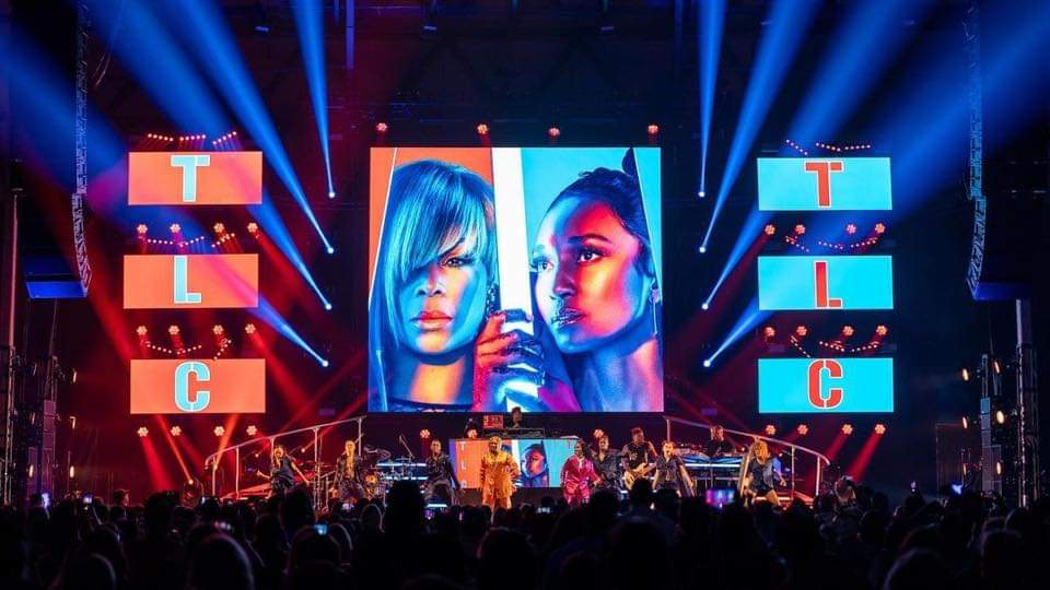 TLC Officially Postpone 'Celebration of CrazySexyCool' tour to allow T-Boz to Recover from Viral Infection